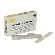 Butterfly Wound Closures, Large, 16 Per Box
