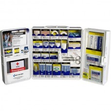 25-Person SmartComlaince Large Food Industry First Aid Kit, Plastic