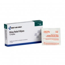 Sting Relief Wipes, 10/box