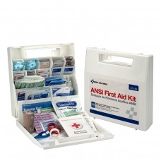 50-Person Multi-Purpose First Aid Kit with Dividers