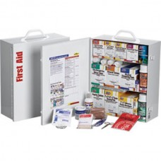 3-Shelf, 100-Person First Aid Station