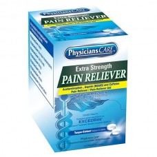 Extra Strength Pain Reliever, 125 Packets of Two Pills Per Box