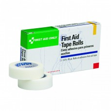 "First Aid Only 1/2"" X 10 Yd. First Aid Tape Roll, 2-Count Boxes"