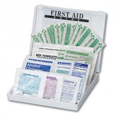 34-Piece Mini First Aid Kit