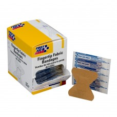 Heavy Woven Fingertip Bandages, 100 Per Box
