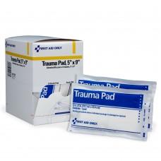 """5""""x9"""" Trauma Pad, 10 per Box"""