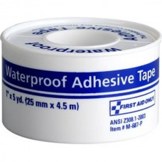 "1""x10 yd. Waterproof First Aid Tape"