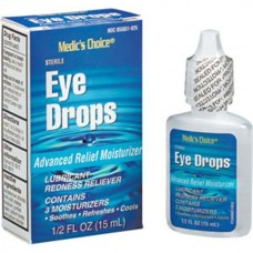 Welder's Arc Eye Drops, 0.5 oz