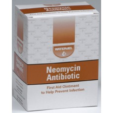 Water-Jel Neomycin Antibiotic Ointment, 144/Box
